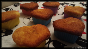 Baked Cupcakes 1