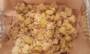 Patate Sabbiate preparazione 2