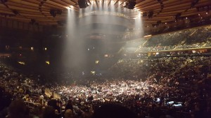 David Gilmour Rattle that Lock Tour 2016 Madison Square Garden 2