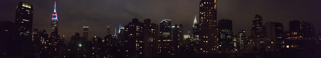 Manhattan from my point of view