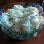 how reuse wedding flowers